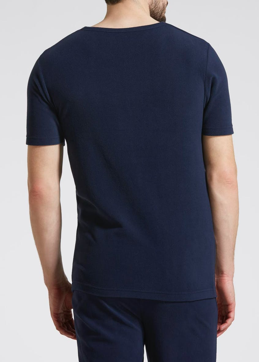 Micro-Fleece Thermal T-Shirt