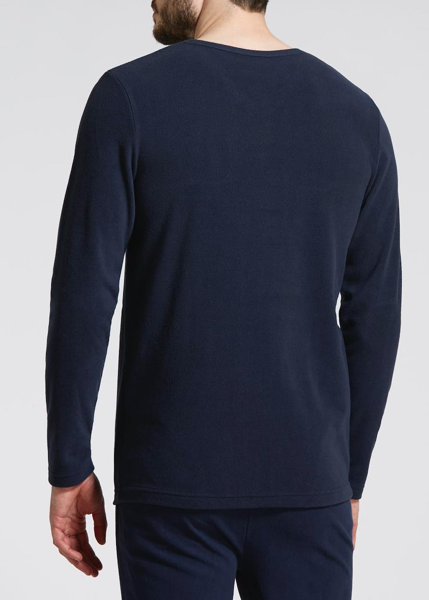 Micro-Fleece Thermal Lounge Top