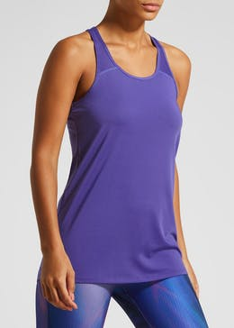 Souluxe Perforated Sports Vest