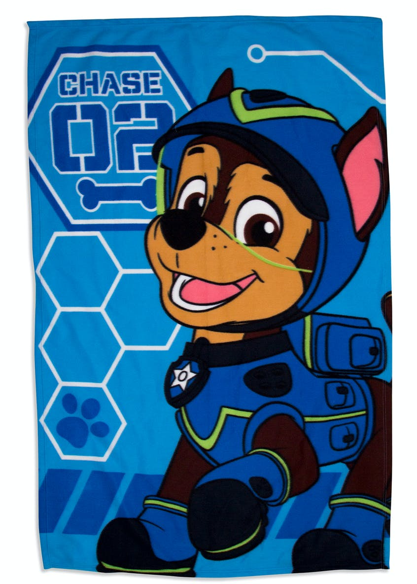 Paw Patrol Chase Throw