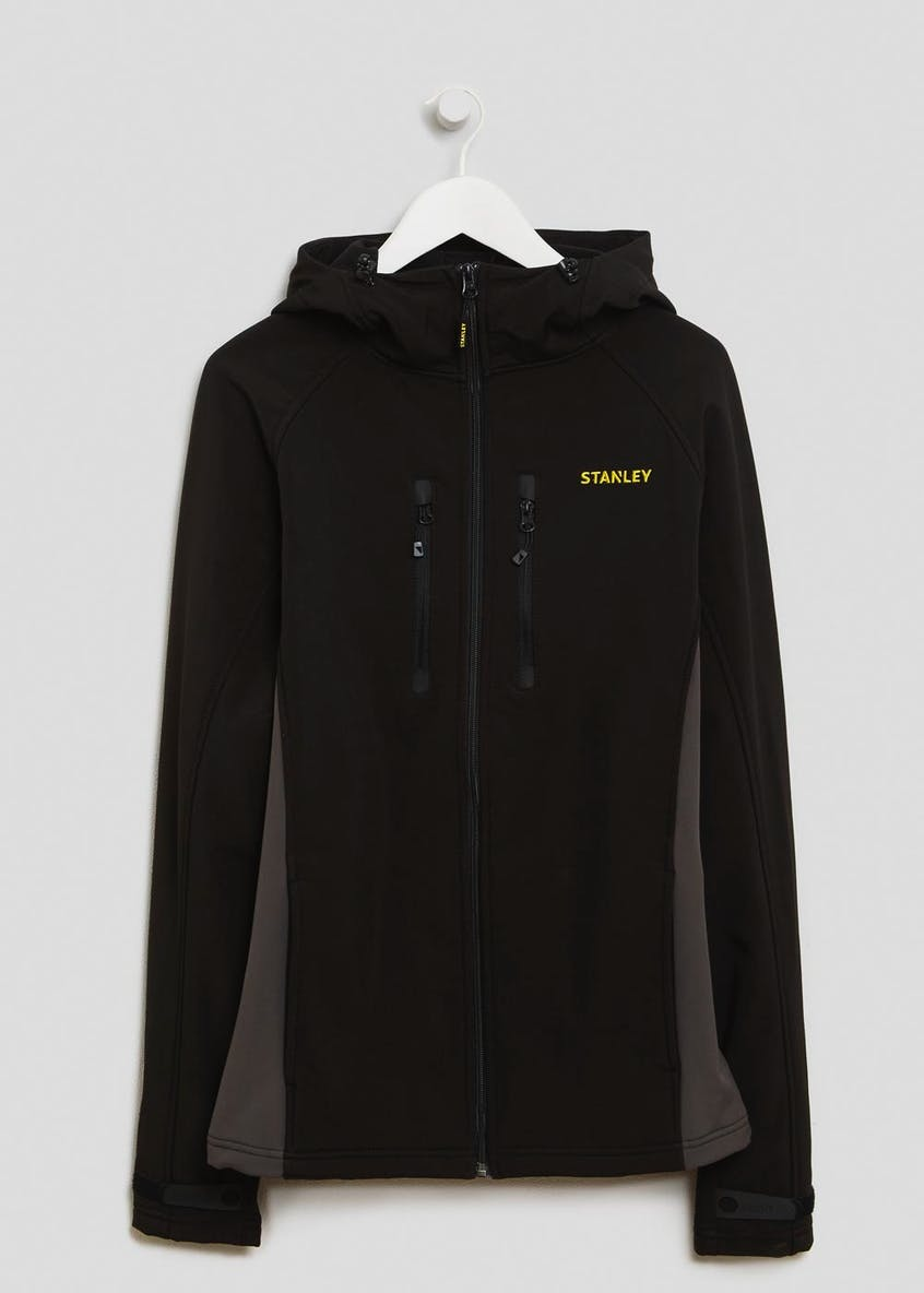 Stanley Workwear Softshell Hooded Jacket