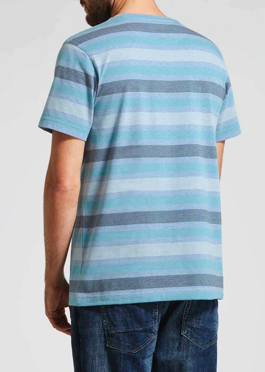 Lincoln Block Stripe T-Shirt
