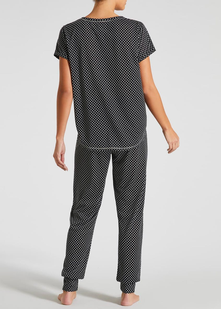 Polka Dot Pyjama Set
