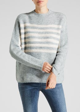 Stripe Lounge Jumper