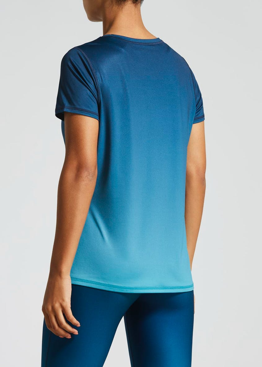 Souluxe Ombre Sports T-Shirt