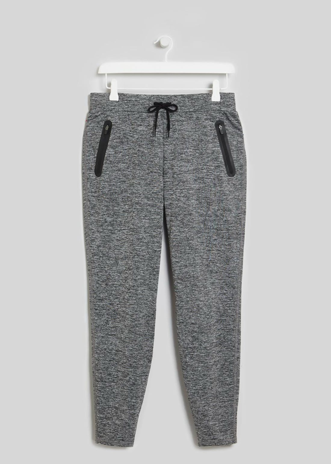 Souluxe Grey Gym Joggers