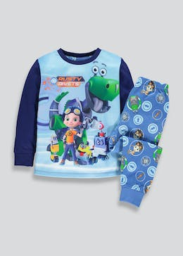Kids Rusty Rivets Pyjama Set (12mths-6yrs)