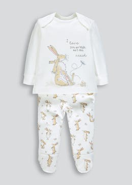 Unisex Guess How Much I Love You Pyjama Set (Newborn-9mths)