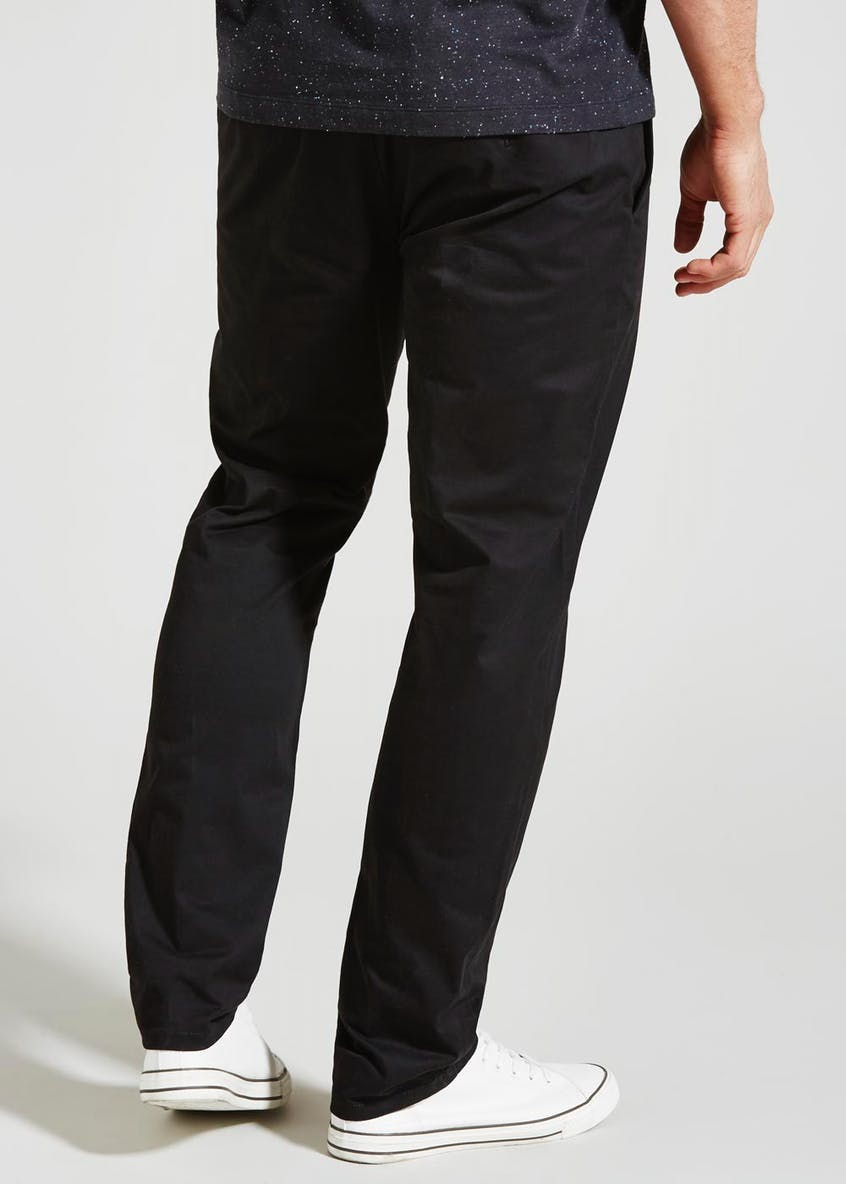 Big & Tall Straight Fit Stretch Chinos
