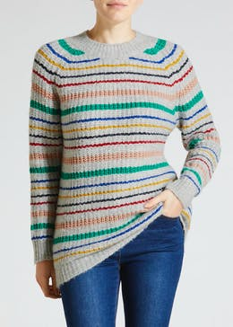 Stripe Tunic Jumper