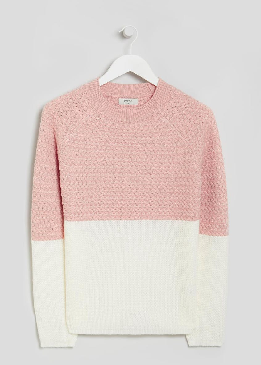 Blanket Stitch Jumper
