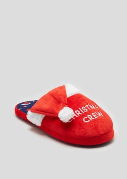 Christmas Crew Slippers