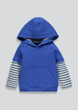 Kids Double Layer Loopback Hoodie (9mths-6yrs)