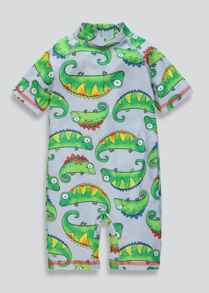 Kids Lizard Surf Suit (3mths-5yrs)