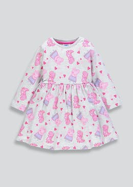 Kids Peppa Pig Skater Dress (12mths-5yrs)