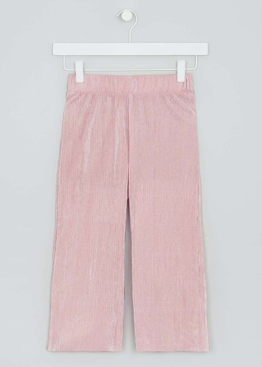 Girls Candy Couture Plisse Culottes (9-16yrs)