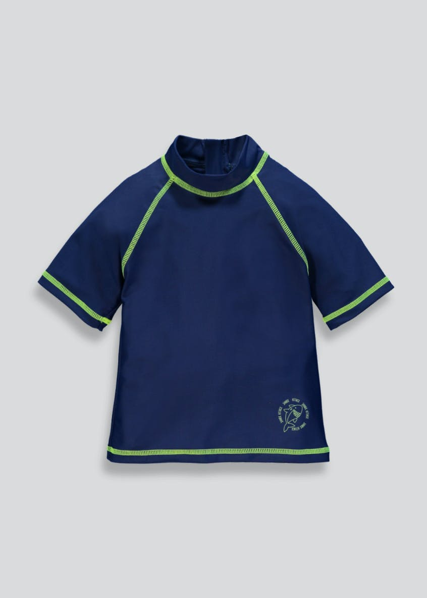 Kids Rash Vest (6mths-4yrs)