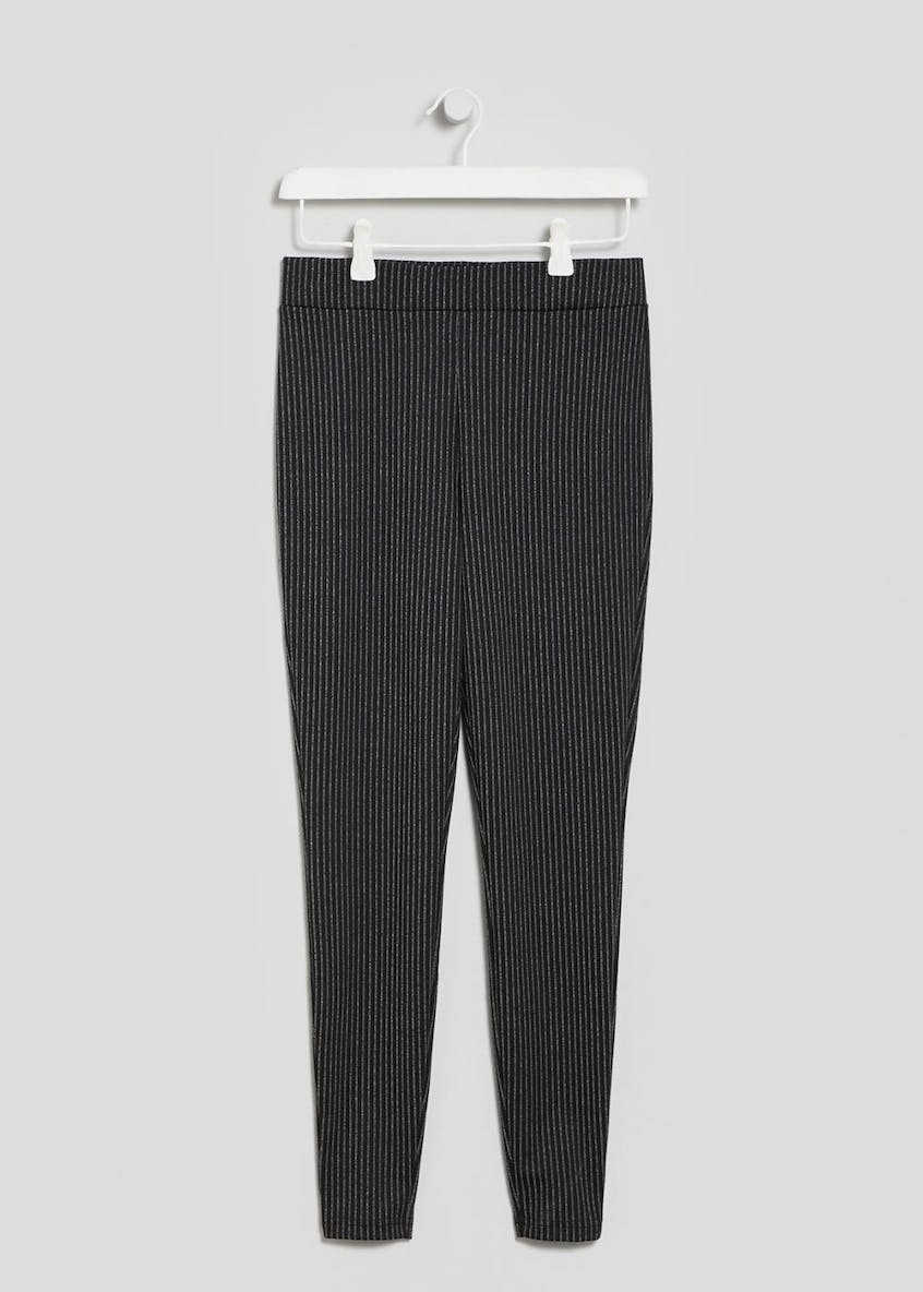 Fine Pinstripe Leggings