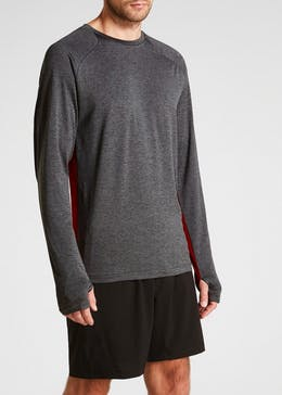 Souluxe Long Sleeve Sports T-Shirt