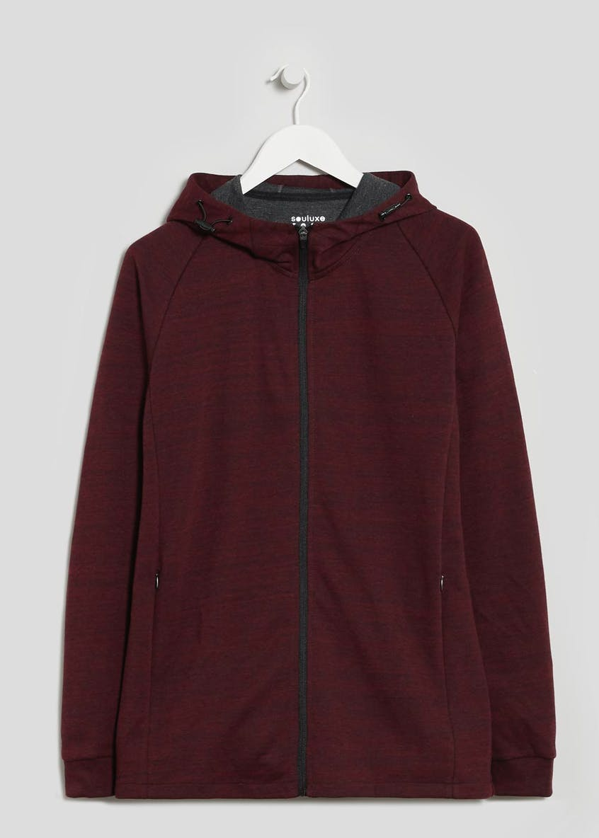 Souluxe Basic Sports Hoodie