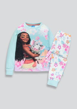 Kids Disney Moana Pyjama Set (2-9yrs)