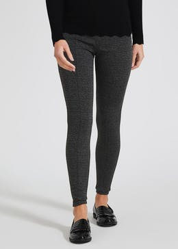 Geo Textured Leggings