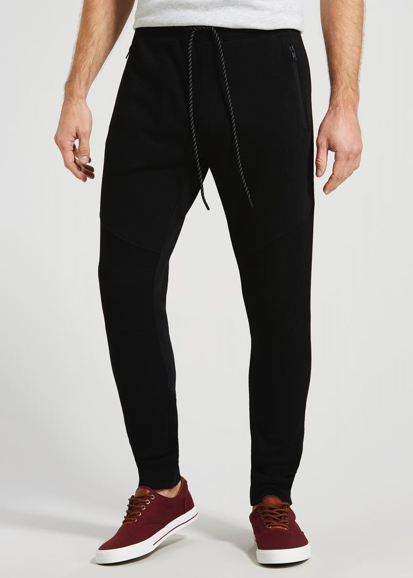 US Athletic Ottoman Panel Jogging Bottoms