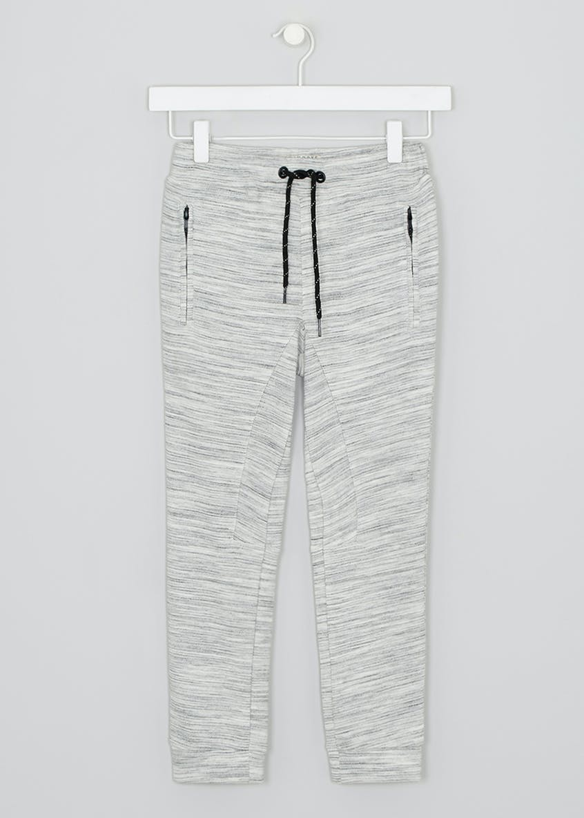 Boys Textured Jogging Bottoms (4-13yrs)