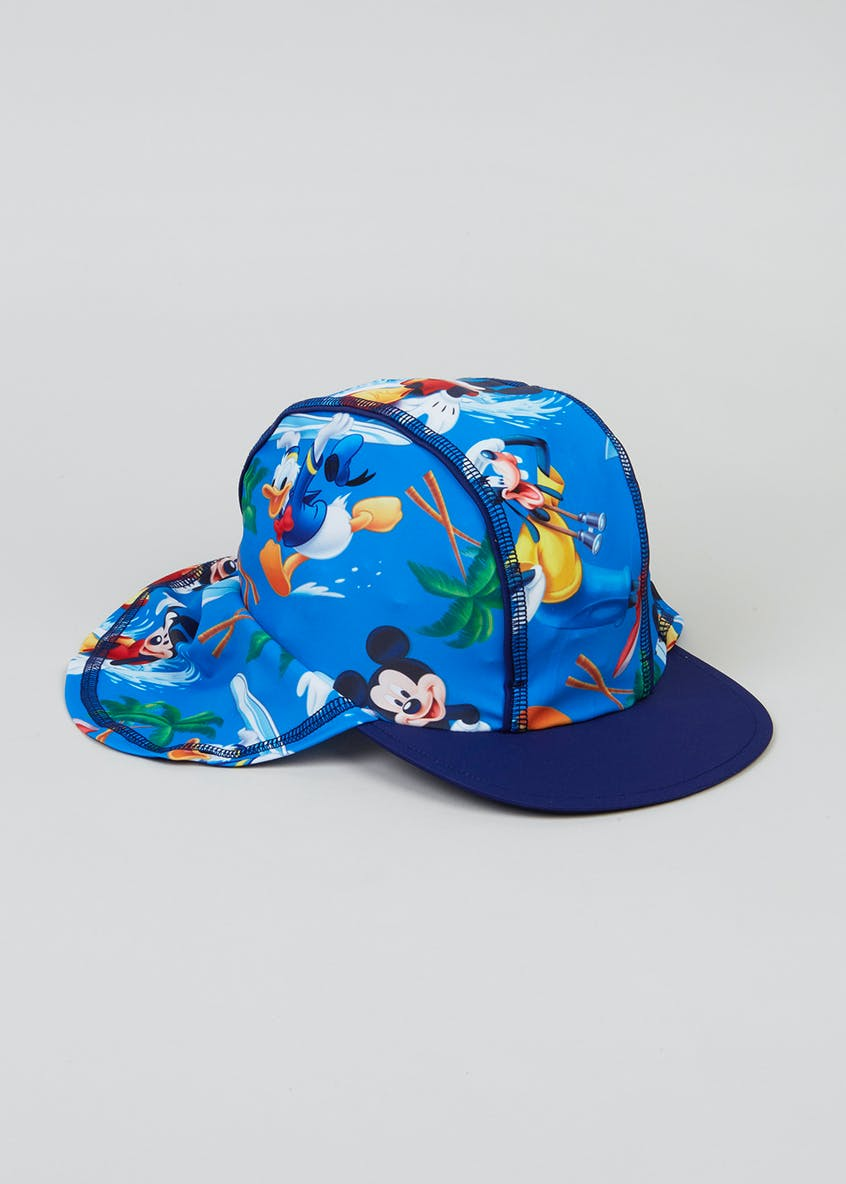 Kids Disney Mickey Mouse Surf Hat (3mths-4yrs)