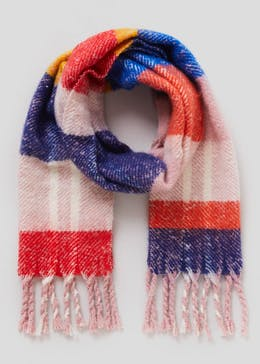 Rainbow Super Soft Scarf