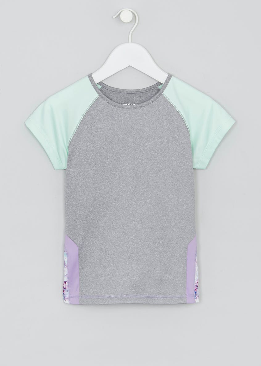 Girls Souluxe Sports T-Shirt (4-13yrs)
