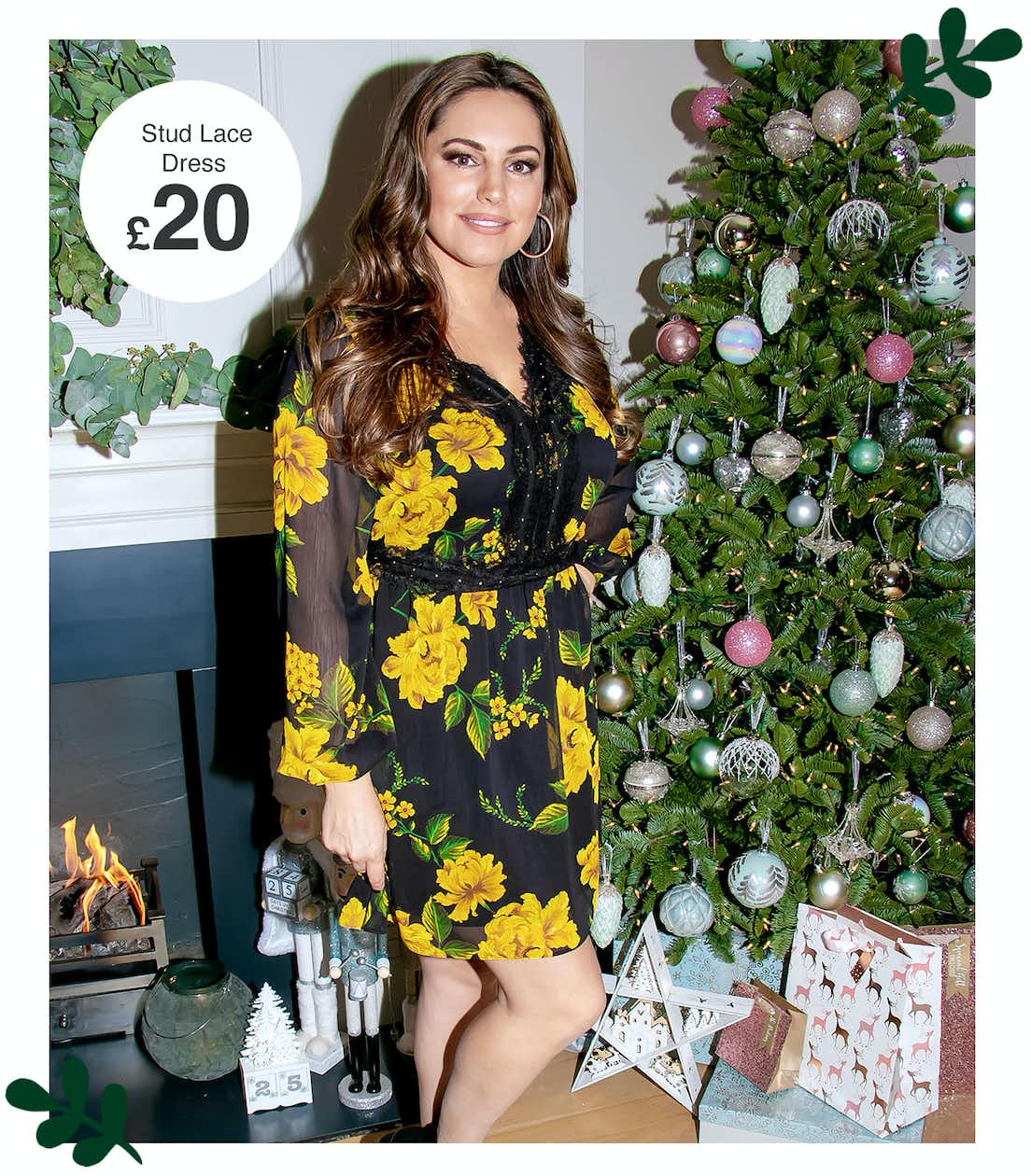 The show - Christmas Party Looks – Matalan 50cef975a