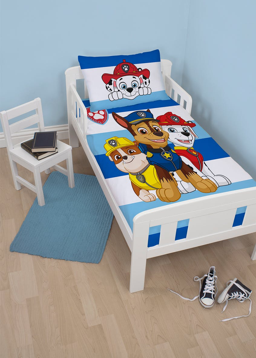 Kids Paw Patrol Duvet Cover (Toddler)