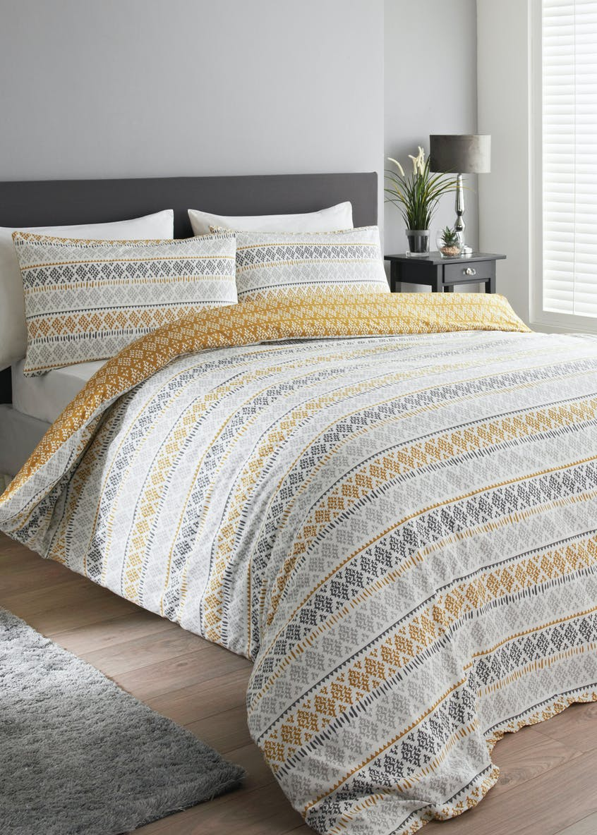 100% Cotton Printed Duvet Cover (180 Thread Count)