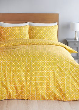 100% Cotton Printed Duvet Cover (144 Thread Count)
