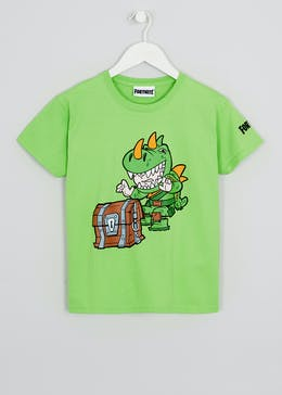Kids Fortnite Dinoguy T-Shirt