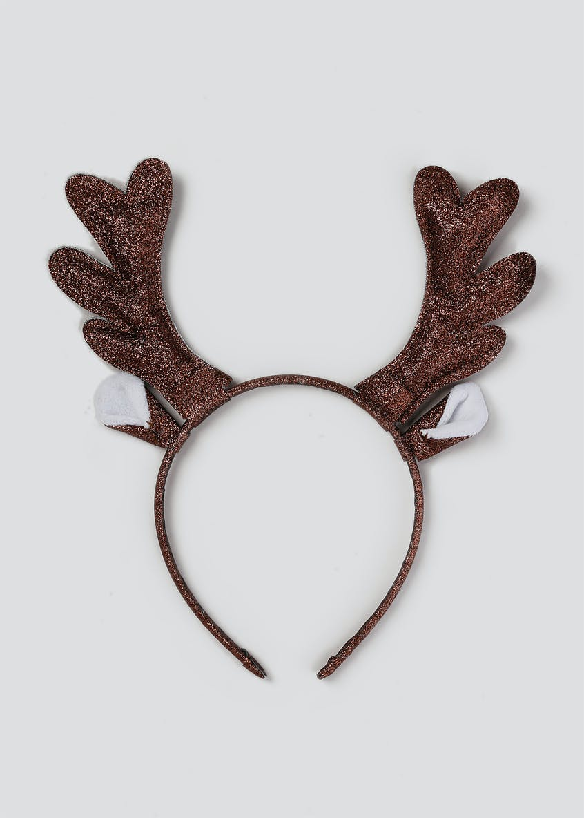Christmas Antler Novelty Aliceband