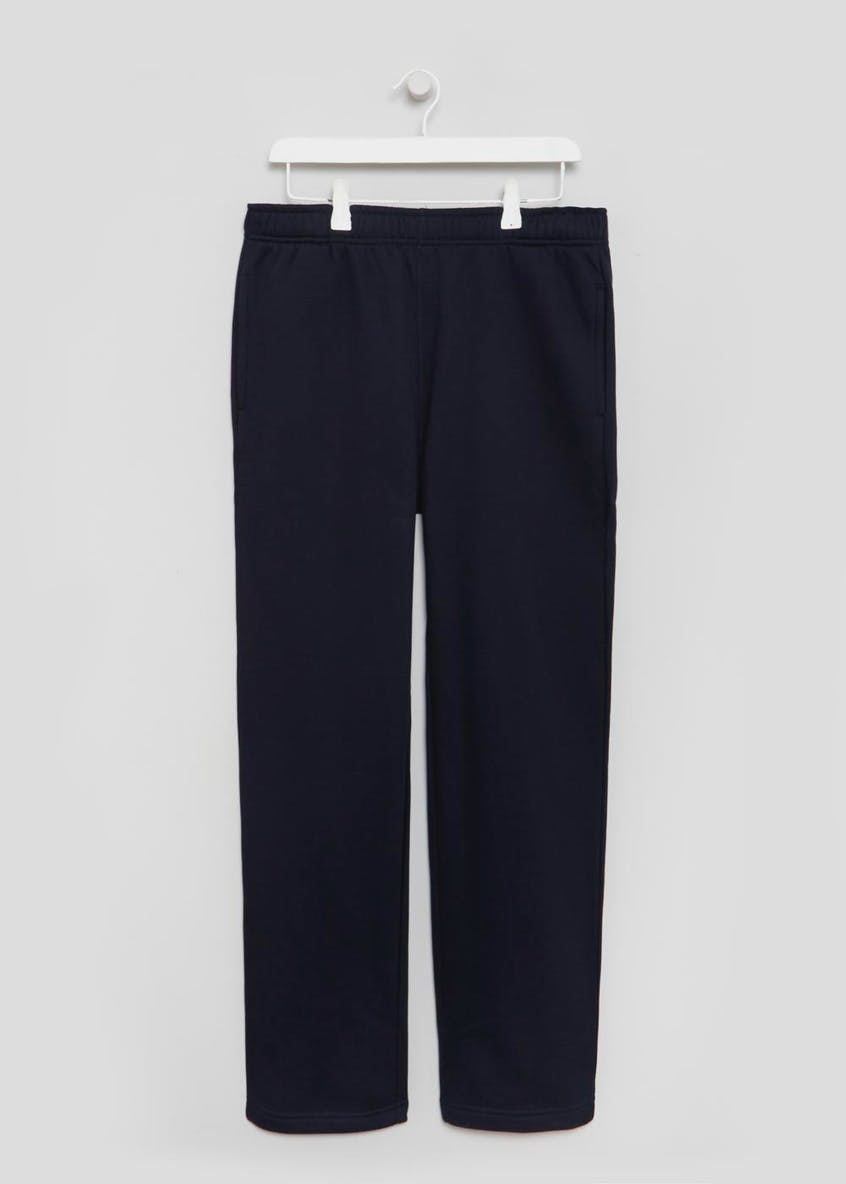 Big & Tall Basic Straight Fit Jogging Bottoms