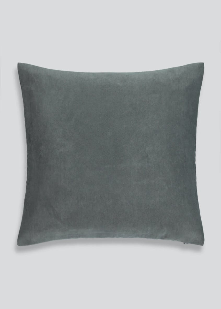 Faux Suede Cushion (43cm x 43cm)