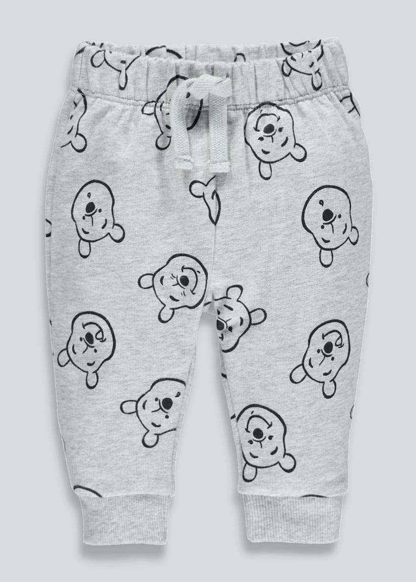 Unisex Disney Winnie the Pooh Jogging Bottoms (Newborn-18mths)