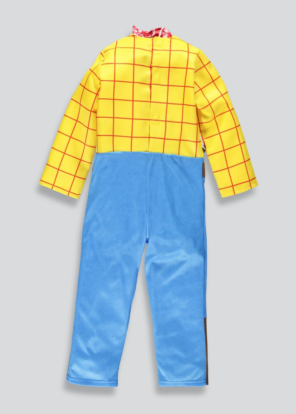 ea69a7583 Kids Disney Toy Story Woody Fancy Dress Costume (3-9yrs) – Yellow ...