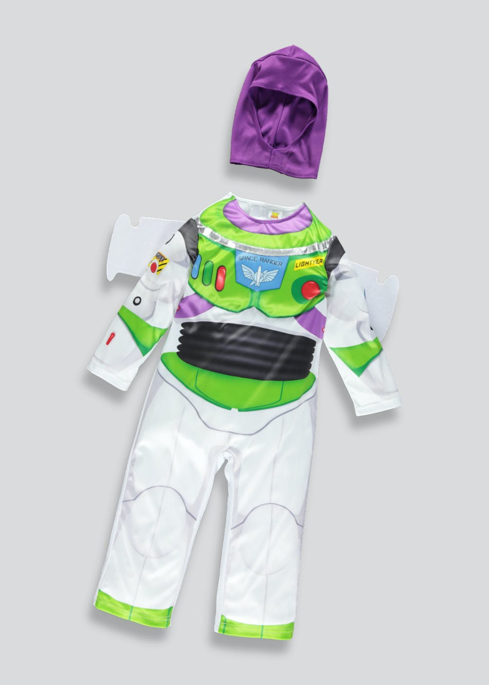 7d44cf9e81c Kids Disney Toy Story Buzz Lightyear Fancy Dress Costume (3-9yrs)