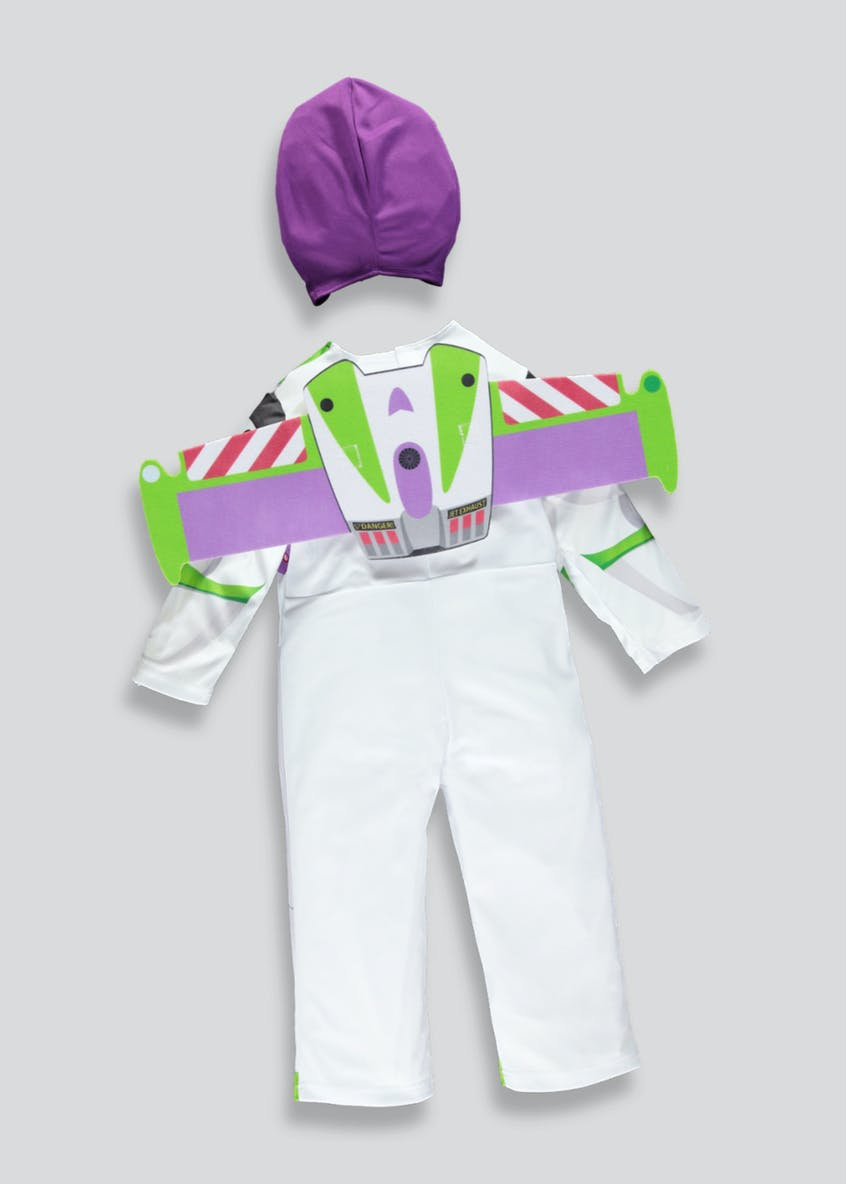 Kids Disney Toy Story Buzz Lightyear Fancy Dress Costume (3-9yrs)