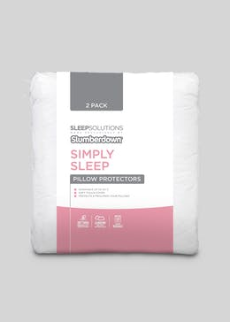 Slumberdown Simply Sleep Pillow Protectors
