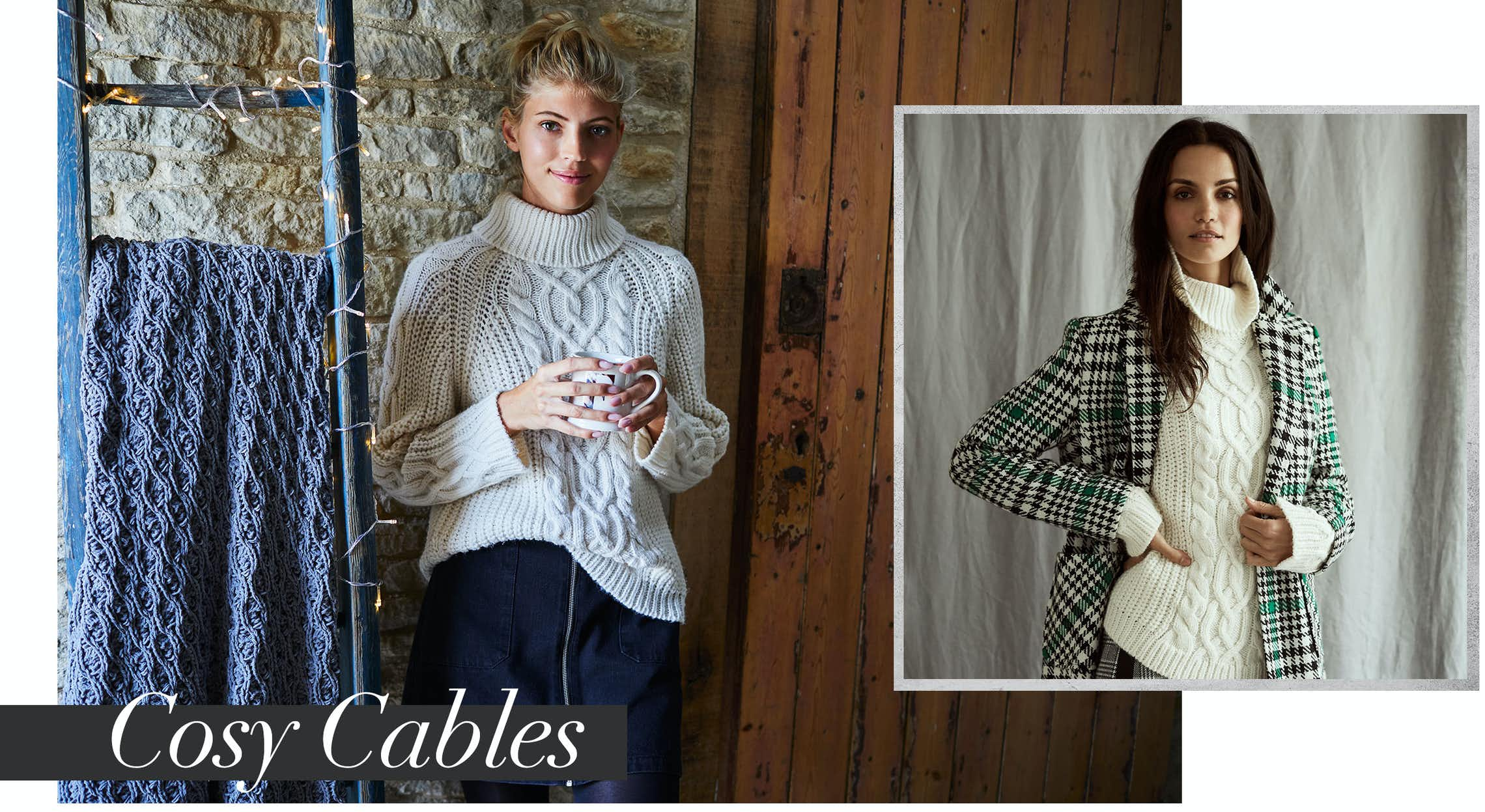 Shop Cable Knit