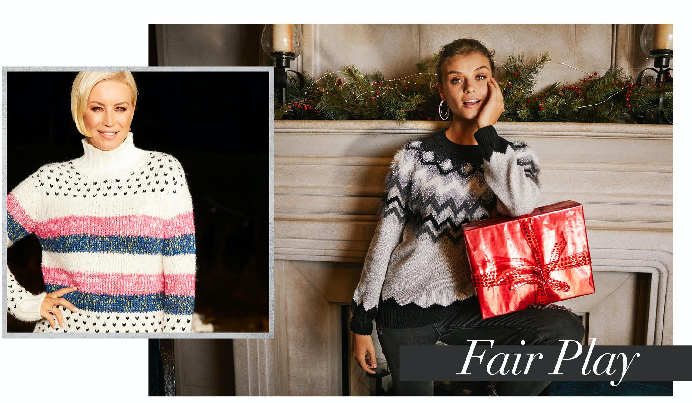 Shop Fair Isle And Patterned