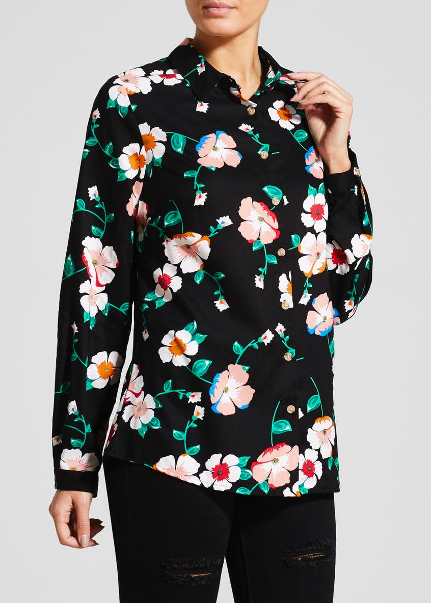 Floral Casual Blouse