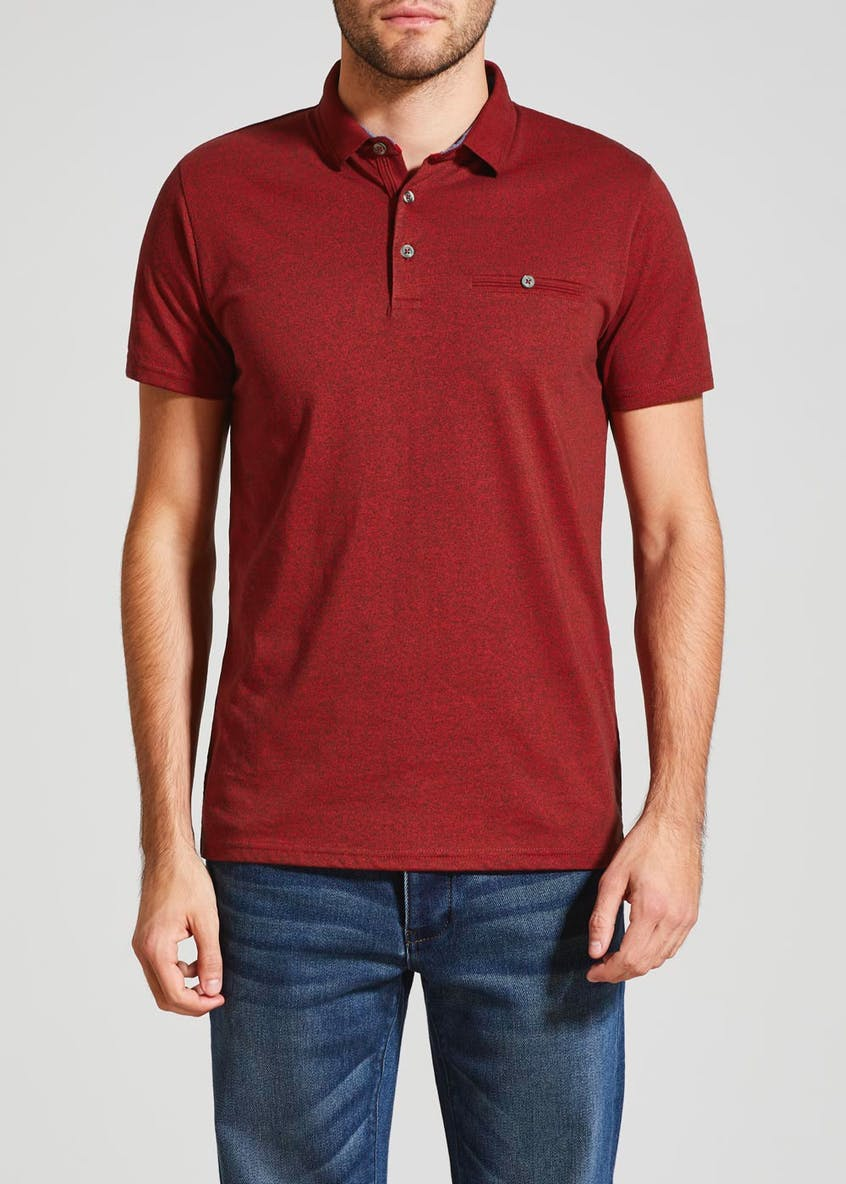 Big & Tall Grindle Polo Shirt