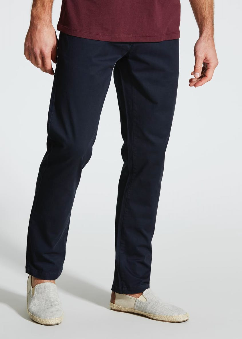 Big & Tall Stretch Chino Trousers