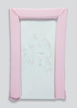Bunny Print Changing Mat (One Size)